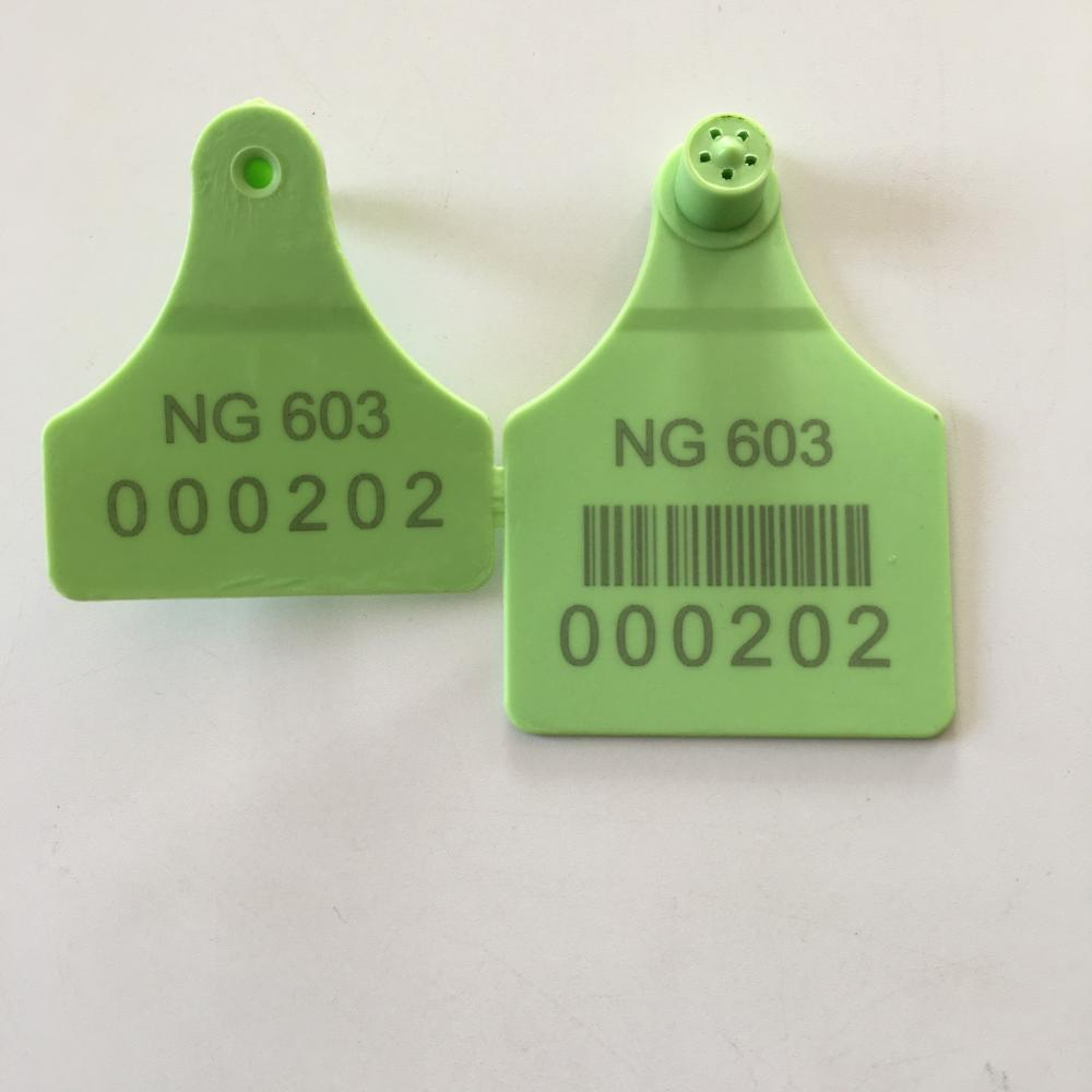Cattle Ear Tag
