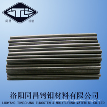 Ground Surface Forged Molybdenum Rod Dia35*1000