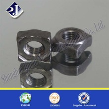 Good Quality Weld Square Nut with Good Finish