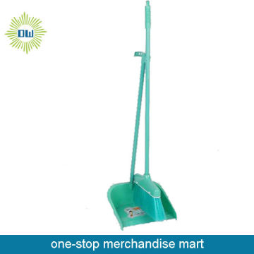 plastic broom dustpan set