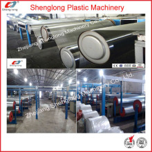 Drawing Machine for Plastic Flat Fiber (SJ-L)