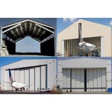 Edificio de almacenamiento de avión de estructura de acero (KXD-SSB1325)