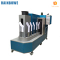 Automatic board feeder heat press machine for ironing and setting socks