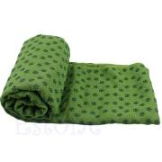 2016 Microfiber China Custom Yoga Towel Anti Slip Towel Fitness Yoga Equipment