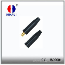 Hrln 70-95 Cable Plug TIG Welding Torches Cable Connector