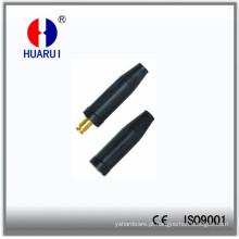 Hrln conector de cabo de 70-95 cabo Plug tochas de soldadura de TIG