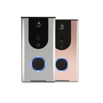Smart Wifi video doorbell pro with pir motion sensor door intercom cameras