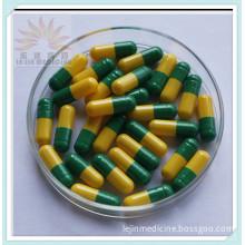 Multicolor Empty Gelatin Capsule Shells (LJ-PP-21)