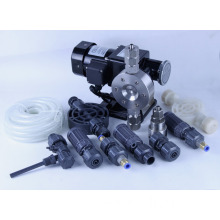 Online Exporter for Inhibitor Scale Dosing Pump JWM-A150/0.3 Automatic Chemical Dosing Pump supply to Mayotte Factory