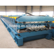 CNC Arc Profile Roll Former Roller Chrome Plating