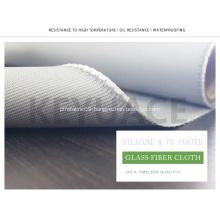 Silicone Rubber Coated Fiberglass Fabrics