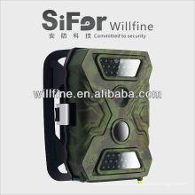 Камера 12mp 1080p обнаружения движения pir опционное 850нм 940 нм черный камуфляж разведчик гвардии и GSM и MMS Трейл-камеры
