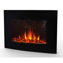Modern Wall Mount Fire and Free-Standing