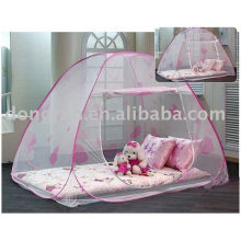 Polyester self-prop mosquito net