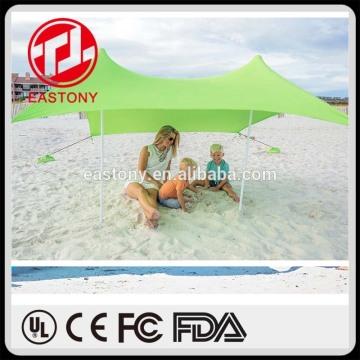 Tentes Tente de plage avec ancre de sable