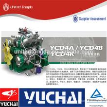 Ensamblaje de motor diesel de bus genuino de Yuchai para YC4G