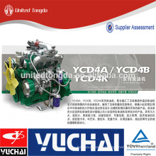 Genuine Yuchai bus diesel engine assy for YC4G