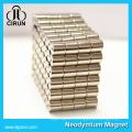 Aimant de terre rare d'anneau de disque de cylindre fort superbe / aimant de NdFeB / aimant de néodyme