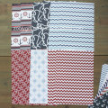 Bricolage Scrapbook Nautical Rose Patterned Paper Craft Scrapbooking Handmade Scrapbook Paper Pack A5
