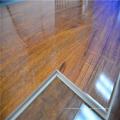 Plancher stratifié imperméable de plancher en bois stratifié à haute brillance