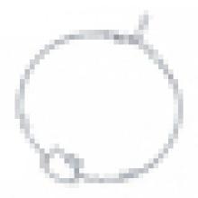 Женская стерлингового серебра 925 милый Кот Браслет