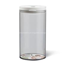 1300 ml reutilizável recipiente de armazenamento de alimentos frasco de alimentos