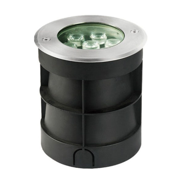 Aluminum Body Pathway 7W LED Inground Light