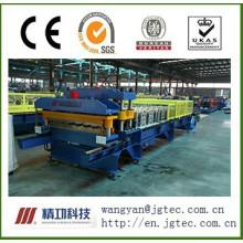 Máquina de formação de rolo de aço colorido