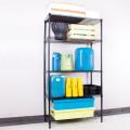 Supreme Adjustable Chrome Steel Metal Wide Stacking Shelf Rack