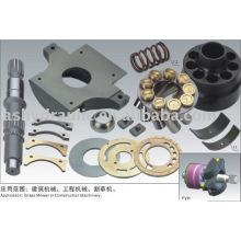 Vickers PVH de PVH57, PVH63, PVH74, PVH81, PVH98, PVH106, PVH131, PVH141 piezas de la bomba de pistón hidráulico
