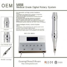 OEM / ODM Supply Goochie (Zixuan) M8lll Machine à maquillage permanent rotatif numérique numérique