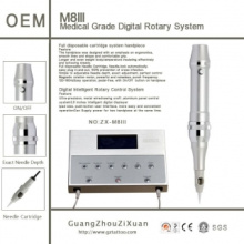 OEM / ODM Fornecimento Goochie (Zixuan) M8lll Digital Médico Rotary Permanente Make-up Machine