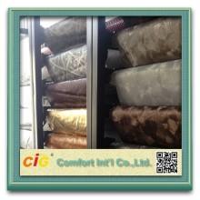 2016 Sofa kulit PVC kulit pvc semi-pu kulit tiruan kulit upholsteri