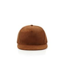 Замши Брим Обычная Snapback Шляпы Оптовая