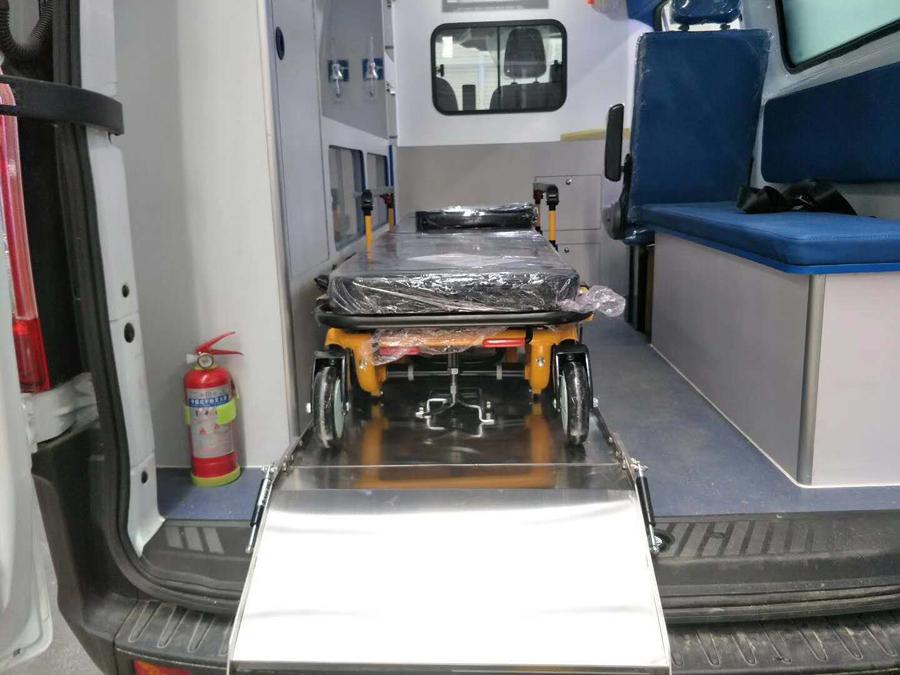 ford monitoring ambulance cost
