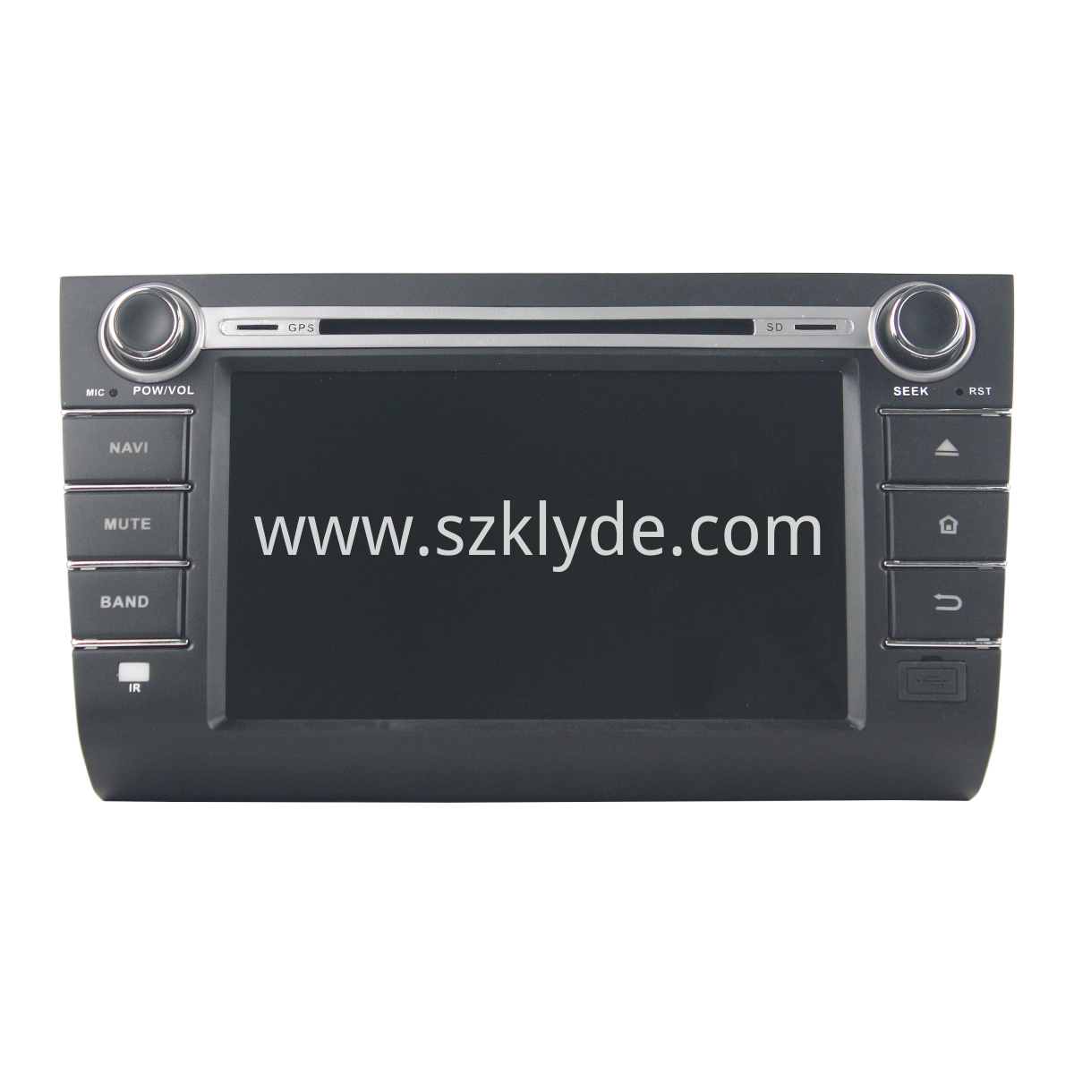 car navigation system for SWIFT 2016