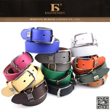 Customized fashion high quality pu men belt