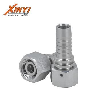 Metric Thread Hose Fitting Female hydraulic pipe clamp tools for pex pipe fittings