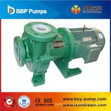 Cqb-F Elektrisch angetriebene Fluorkunststoff-Magnetpumpe-Korrosionspumpe