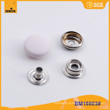 Nylon Cap Metal Snap botão BM10803