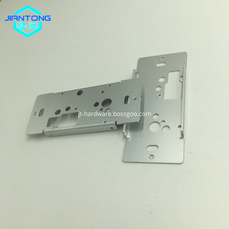 Custom Laser Cutting Bending Punching Aluminum Stamping Part (4)