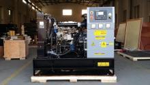 gerador diesel aberto