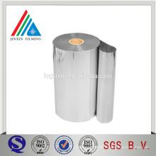 Transparente oder metallisierte Polyesterfolie 6 Mikron