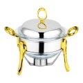 Chafing Dish with Stainless steel Lid