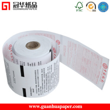 48GSM Thermisches Papier in Jumbo Rolls