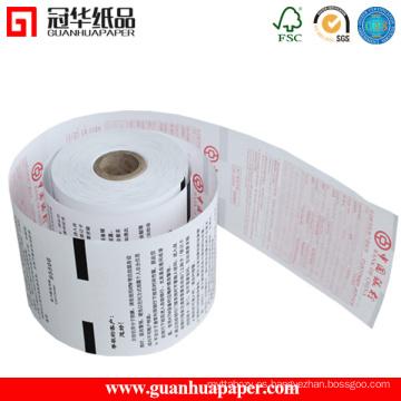 Rollo de papel térmico para impresora POS