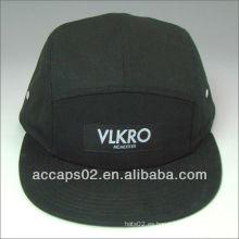 Tejidos de algodón etiqueta de 5 sombreros