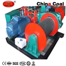 Treuil d'exploitation minière électrique souterrain antidéflagrant de Jm5