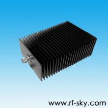 Atenuador coaxial de alta potência coaxial das terminações coaxiais do rf da CC-6GHz 200W