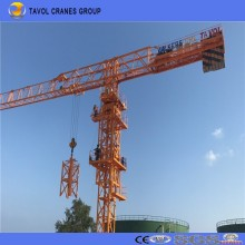 5610 Flat Top Tower Crane 6ton Crane Towers Equipos de construcción